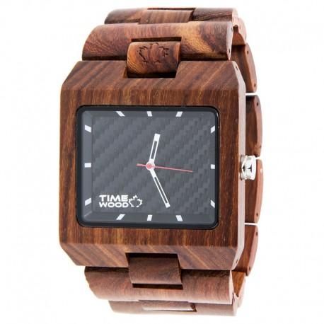 Dřevěné hodinky TimeWood Terror