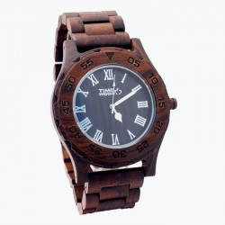 Dřevěné hodinky TimeWood Jedi