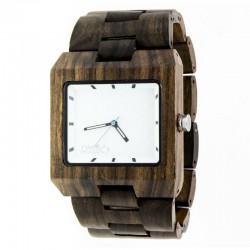 Dřevěné hodiny TimeWood Waci